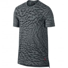 23 Lux S/S Extended Aop Top