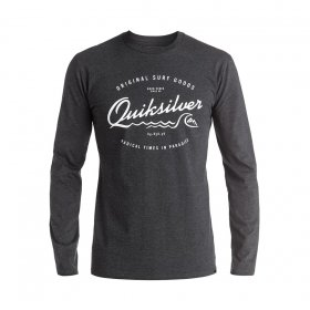 Tričká dlhý rukáv Quiksilver Classic Tee Ls West Pier