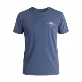 Tričká Quiksilver Garment Dye Tee Volcano