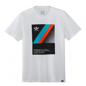 Tričká Adidas Vhs Block