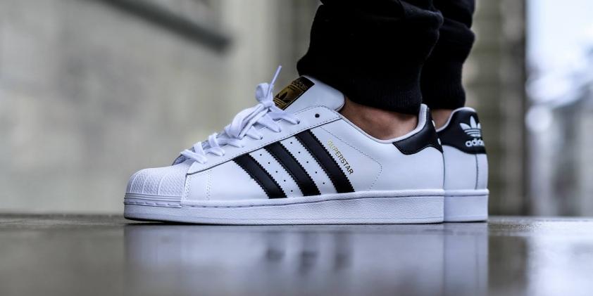 Hviezdne tenisky Adidas Superstar