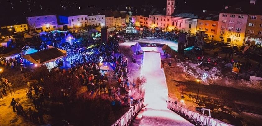 11. ročník Big Air v meste Kremnica sa uskutoční 9. februára 2018