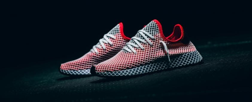 Put the sieťka on the shoe... Sú Adidas Deerupt Runner hitom leta 2018?