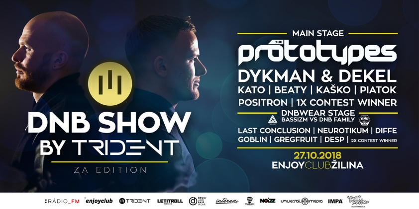 DnB show by III Trident