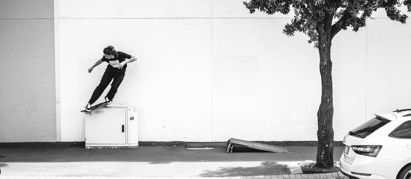 21.6. Skateboarding stále nezomrel !