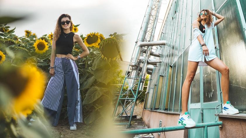 Outfit do mesta alebo na festival?