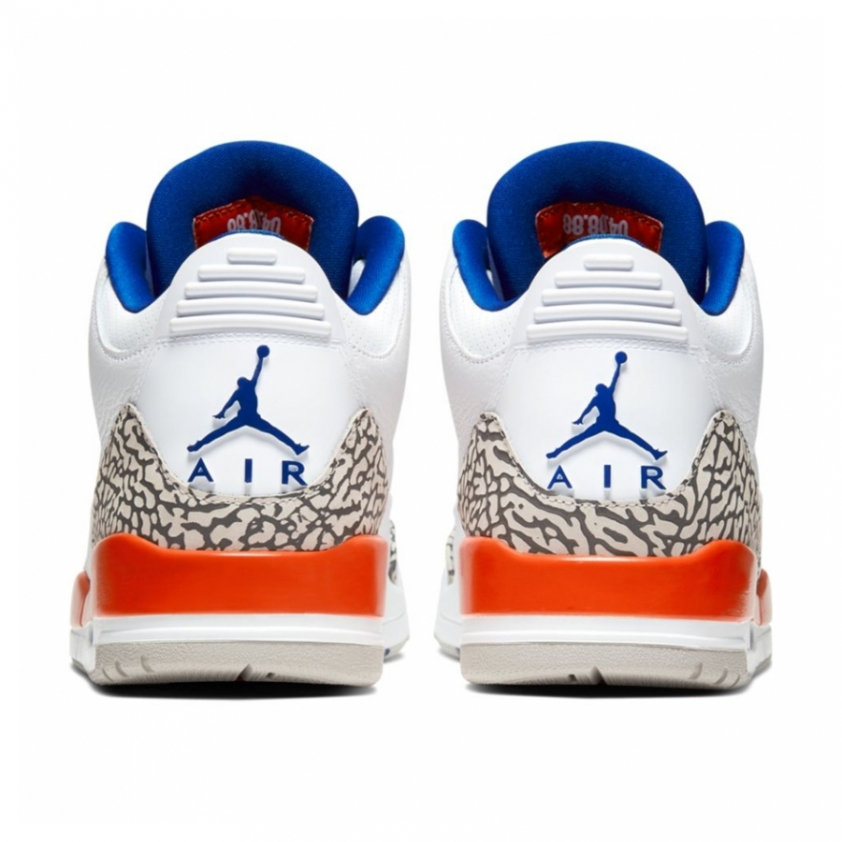 Air Jordan 3 Retro 'Knicks Rivals'