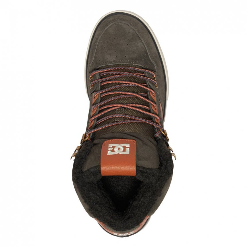 659171800e52a Zimná obuv - DC Spartan High Wc Wnt - BoardParadise.sk