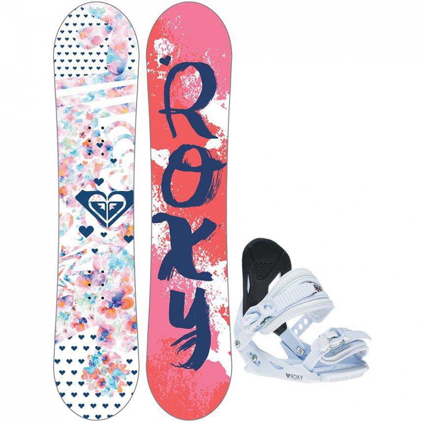 3ce36d9afc03 Snowboard komplety - Roxy Poppy - BoardParadise.sk