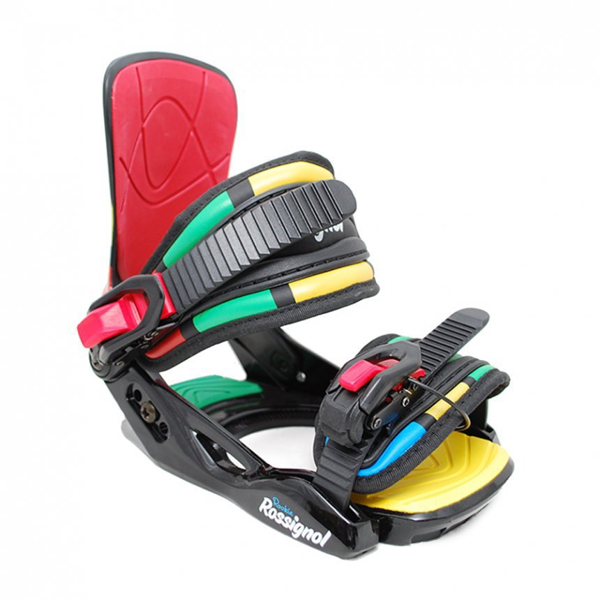 Snowboardové viazanie Rossignol Rookie XS