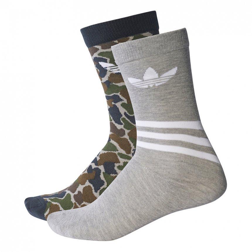 03f61a7a6b5 Ponožky - Adidas Thin Crew Sock - BoardParadise.sk