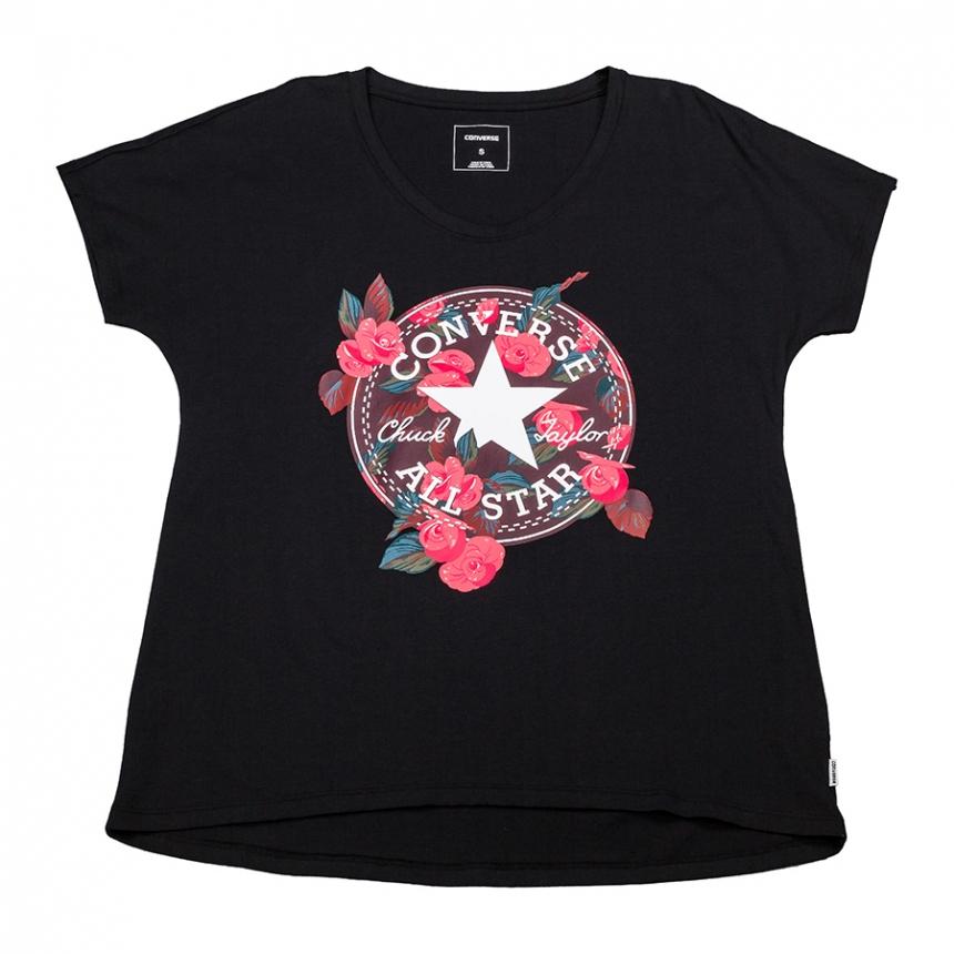 Tričká Converse Floral CP Femme