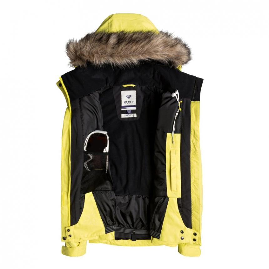 Zimné bundy - Roxy Jet Ski Solid - BoardParadise.sk 77d3e0ef5e7