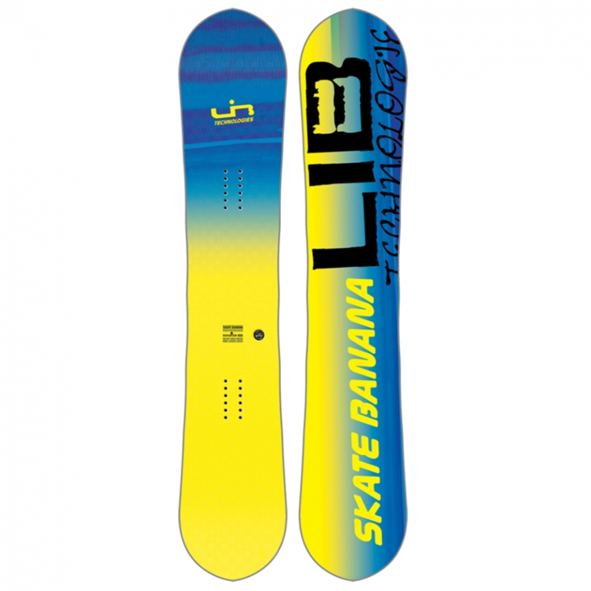Snowboardové dosky Lib Tech Sk8 Banana Btx