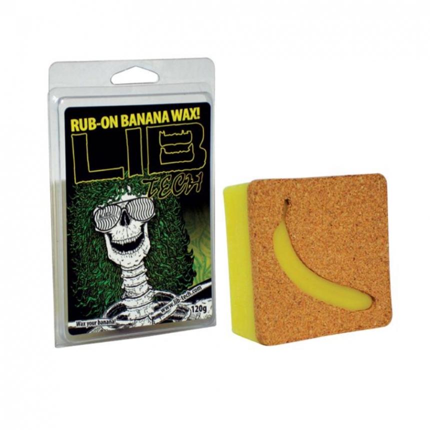 Ostatné Lib Tech Rub On Banana