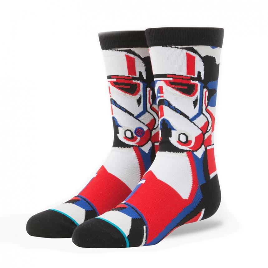 Ponožky Stance Trooper Mosaic
