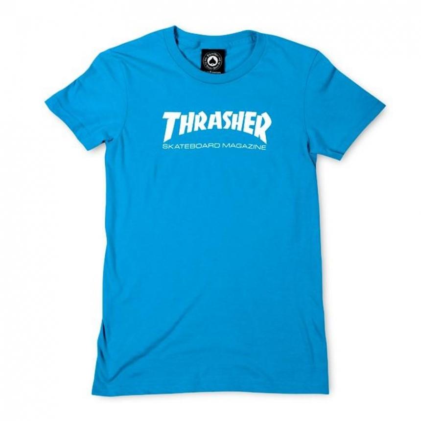 Tričká Thrasher Mag Girl