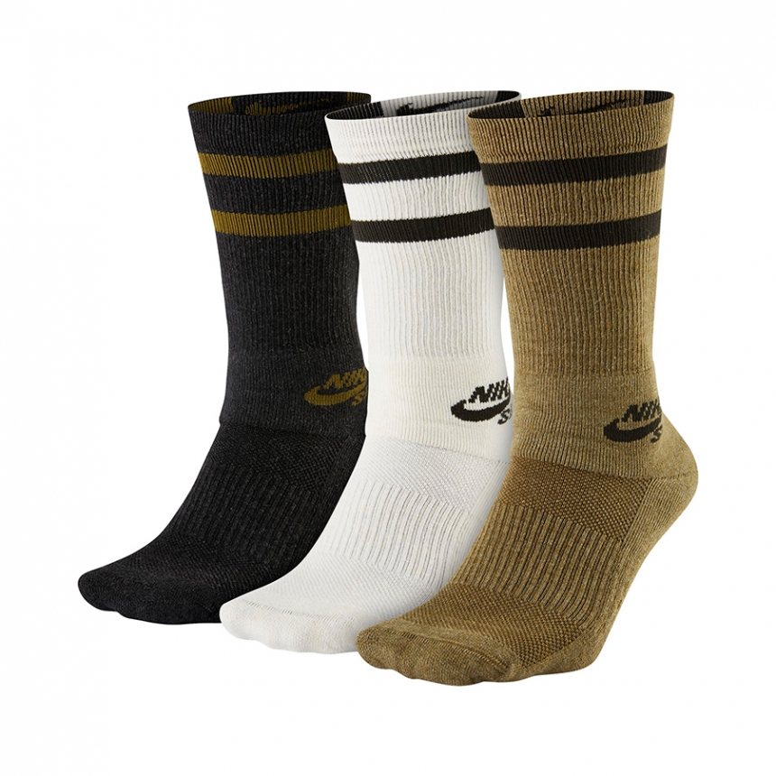 Ponožky Nike SB Crew Skateboarding