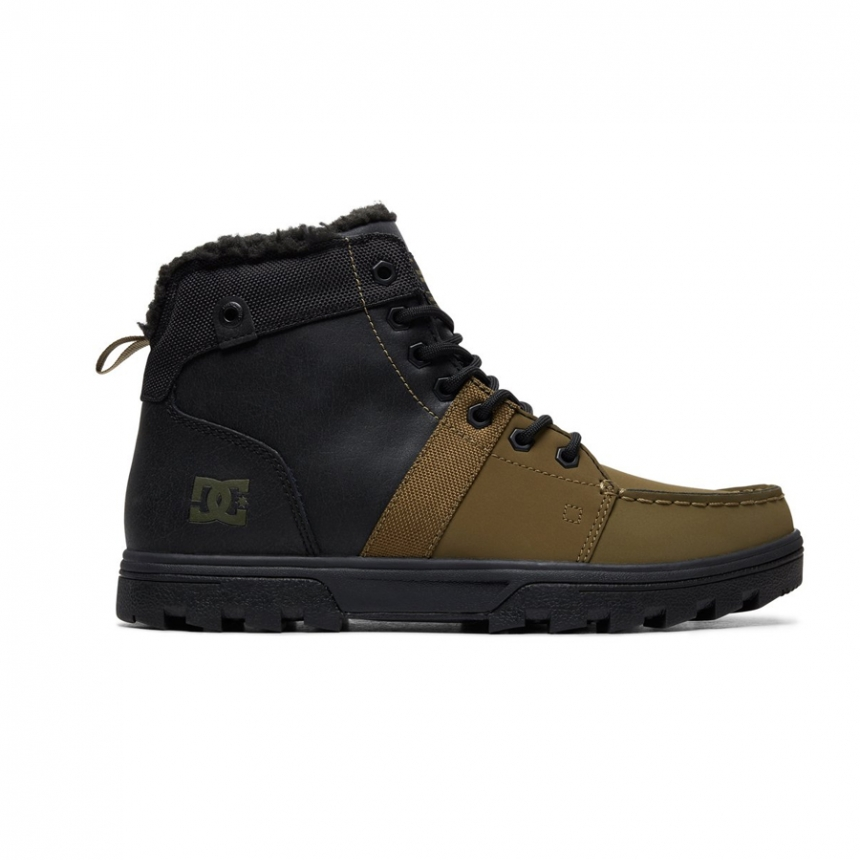 Zimná obuv - DC Woodland - BoardParadise.sk 92fe964fb76