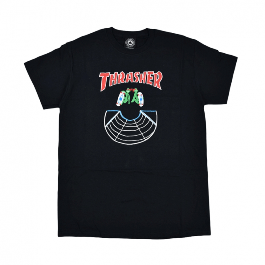 Tričká Thrasher Double