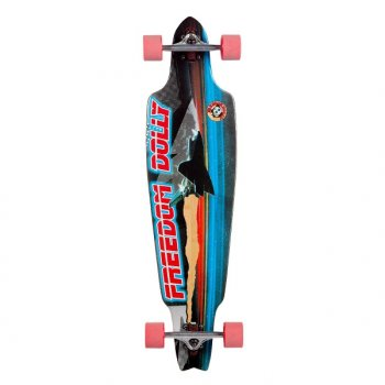 Longboardy Freedom Dolly Shuttle Space