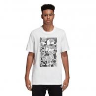 Tričká Adidas Camo Label