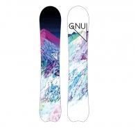 Snowboardové dosky GNU Chromatic BTX
