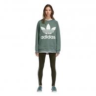 Mikiny Adidas Oversized Sweat