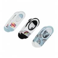 Ponožky Vans 1-6 3PK Unicorn