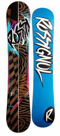 Snowboardové dosky Rossignol ONE MAGTEK