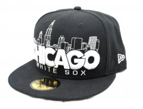 Šiltovky New Era MLB 59 Fifty Chicago City Series