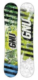 Snowboardové dosky GNU Carbon Credit Series
