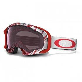 Snowboardové okuliare Oakley Splice Topography