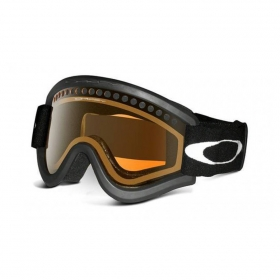 Snowboardové okuliare Oakley E-Frame Snow (Dual Lens)