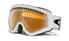 Snowboardové okuliare Oakley E-Frame Snow Matte