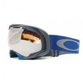 Snowboardové okuliare Oakley Splice Gunmetal Grey