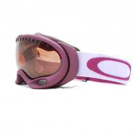Snowboardové okuliare Oakley A-Frame Grape Wine