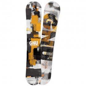 Snowboardové dosky GNU Carbon Credit