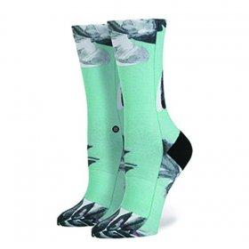 Ponožky Stance  Sunset Strip Mint