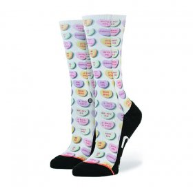 Ponožky Stance  Its You White