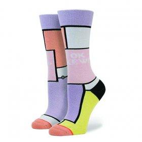 Ponožky Stance  Ok Kewl Lilac Ice