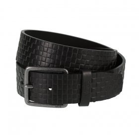 Opasky Vans Devoy Pu Belt Black Checker