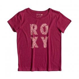 Tričká Roxy Rg Basic Crew Wild Child