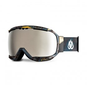 Snowboardové okuliare Quiksilver Hubble Travis Rice