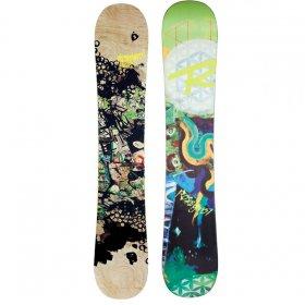 Snowboardové dosky Rossignol Angus Amptek