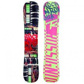 Snowboardové dosky Rossignol Rocknrolla Amptek
