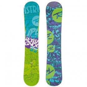 Snowboardové dosky Rossignol District Amptek