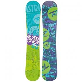 Snowboardové dosky Rossignol District Amptek WIDE