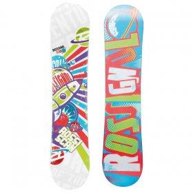 Snowboardové dosky Rossignol Scan Amptek