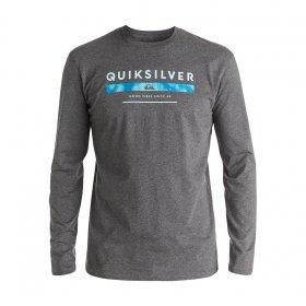 Tričká dlhý rukáv Quiksilver Classic Tee Ls Under Score